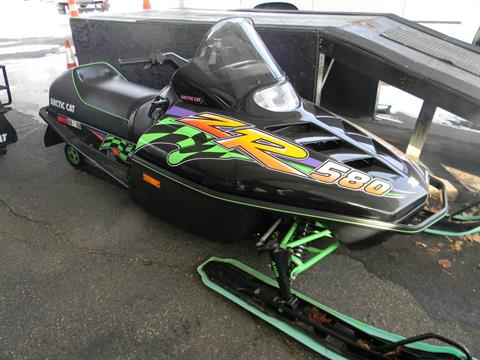 1996 Arctic Cat ZR 580 in Springfield, Massachusetts