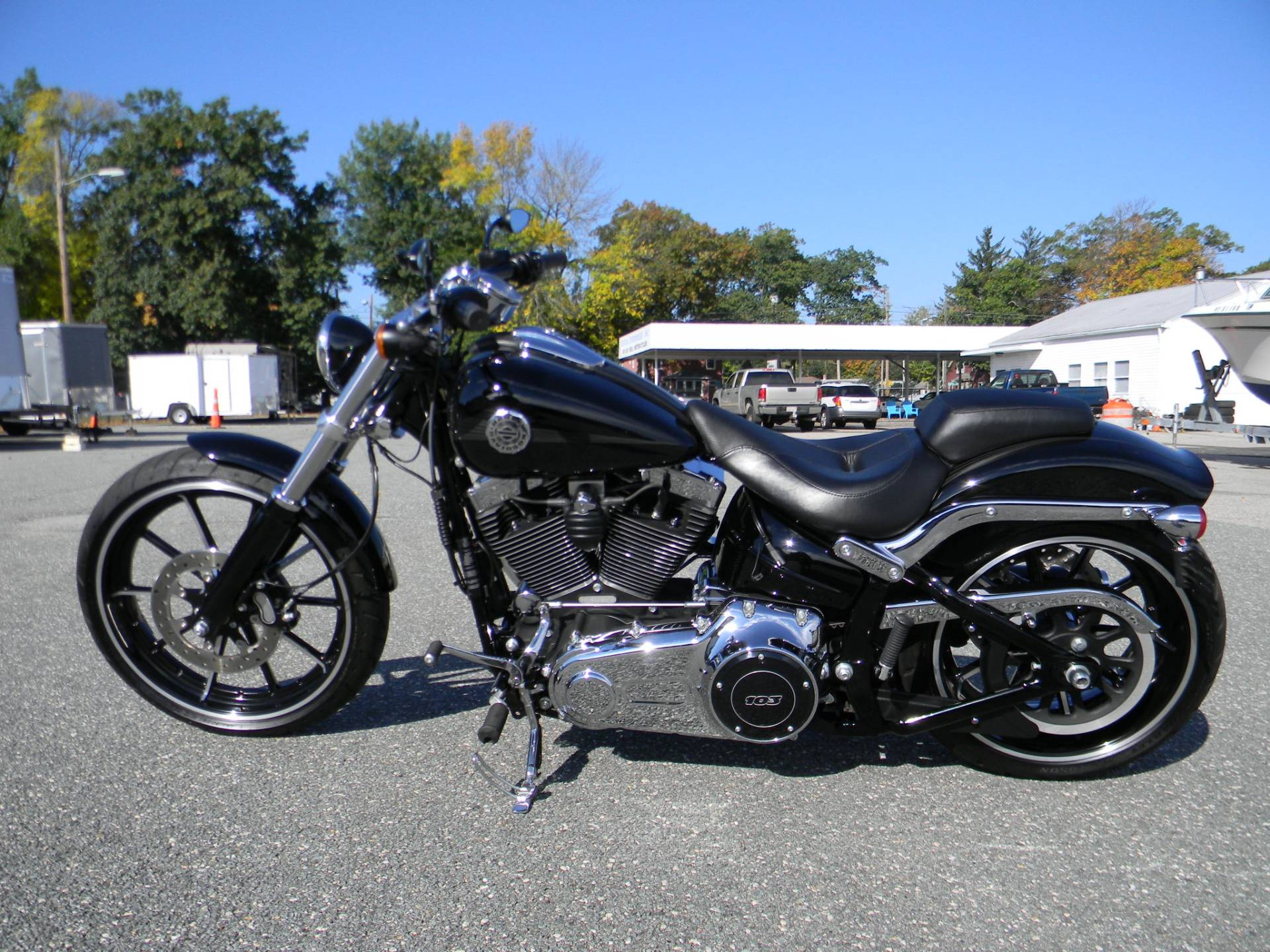 2014 Harley-Davidson Breakout® in Springfield, Massachusetts