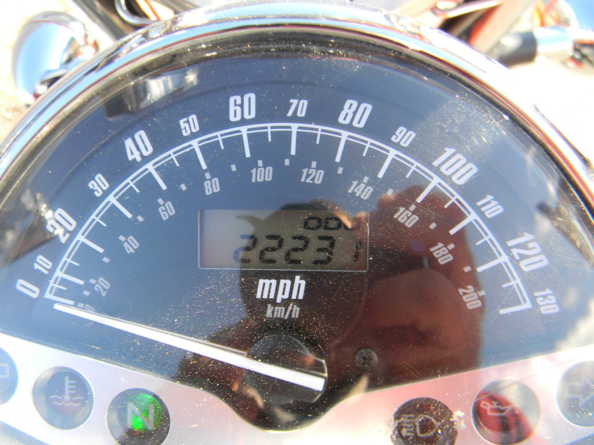 2006 Honda VTX™1300C in Springfield, Massachusetts - Photo 4