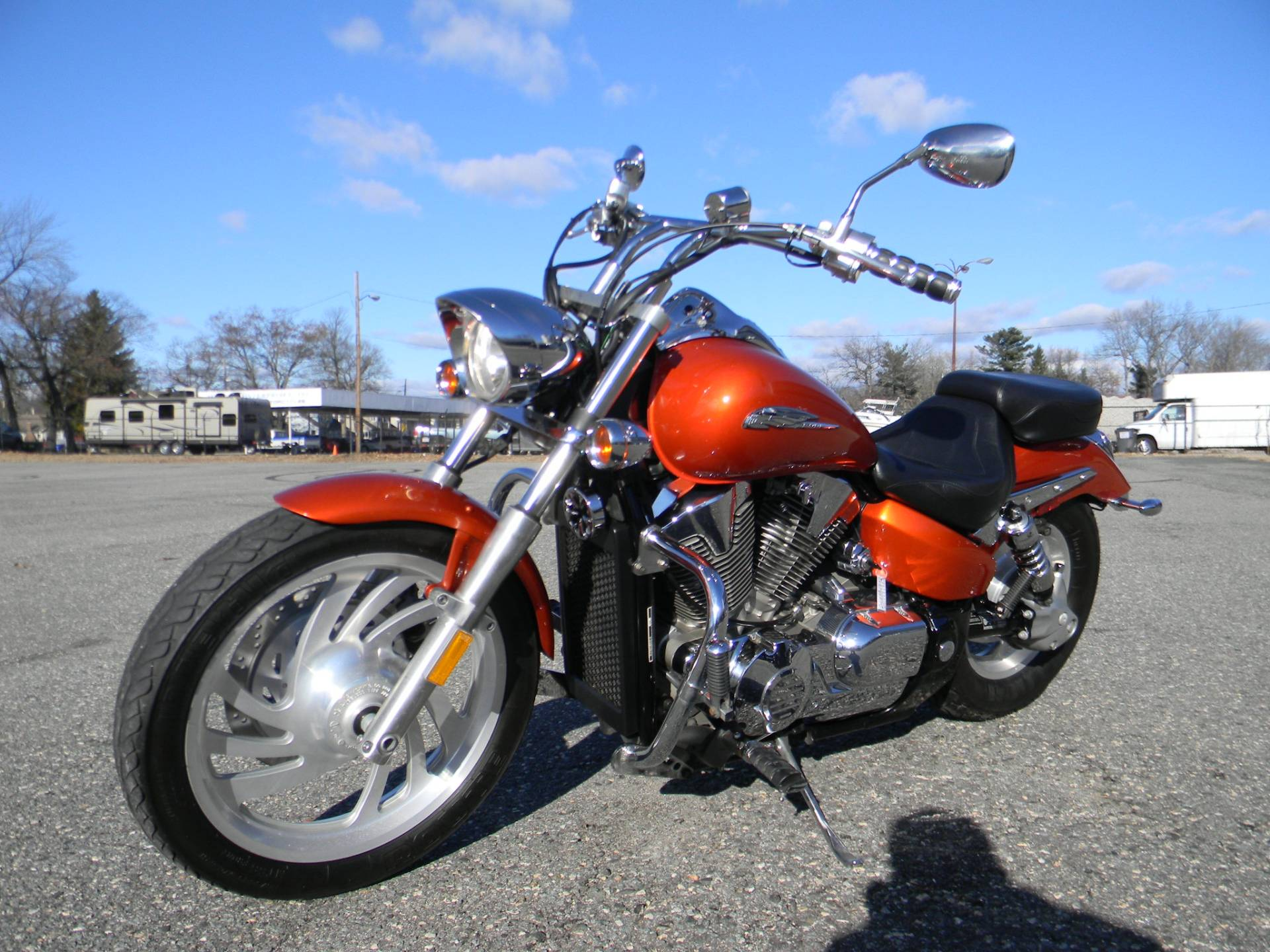 2006 Honda VTX™1300C in Springfield, Massachusetts - Photo 5