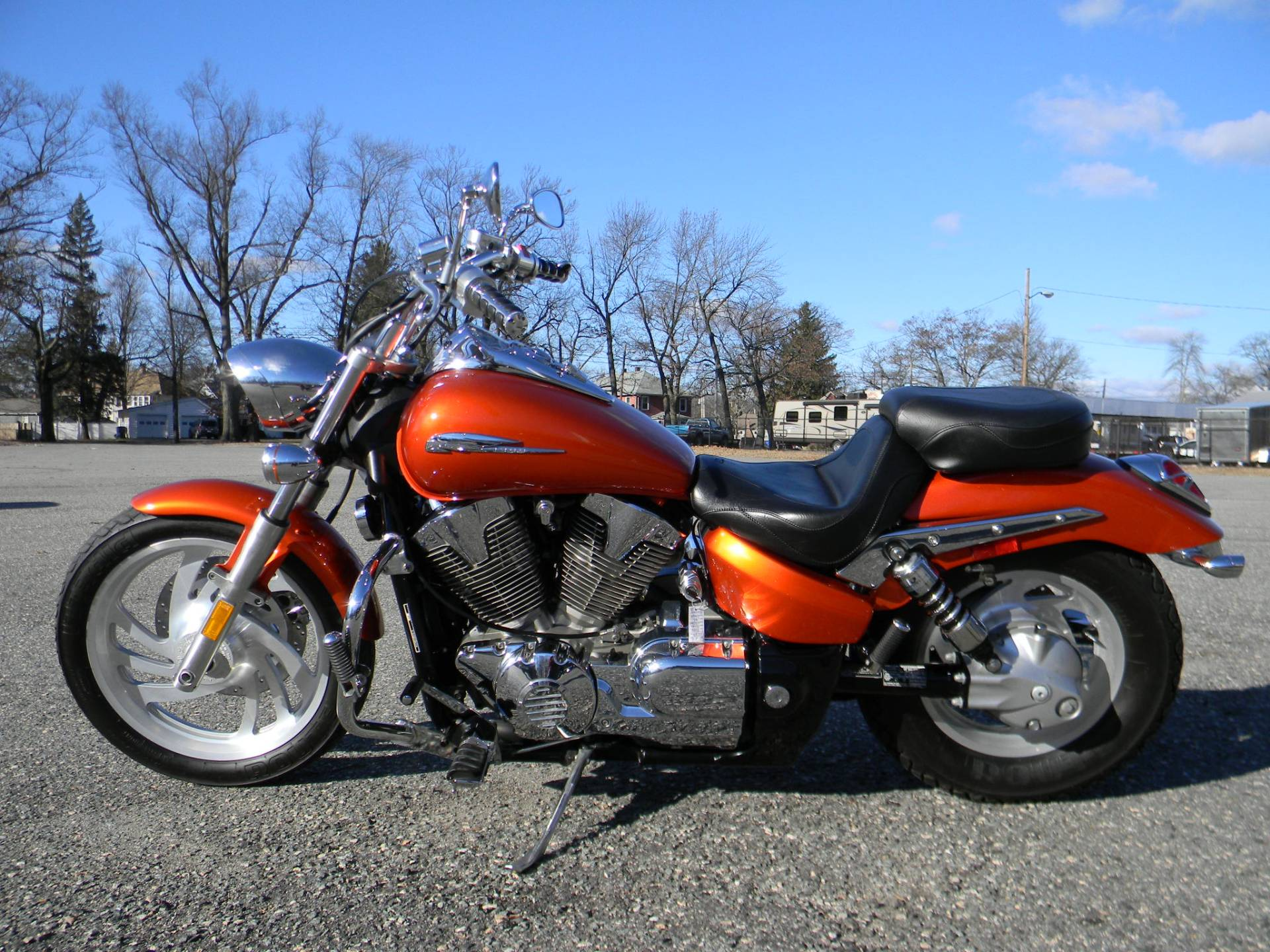 2006 Honda VTX™1300C in Springfield, Massachusetts - Photo 6