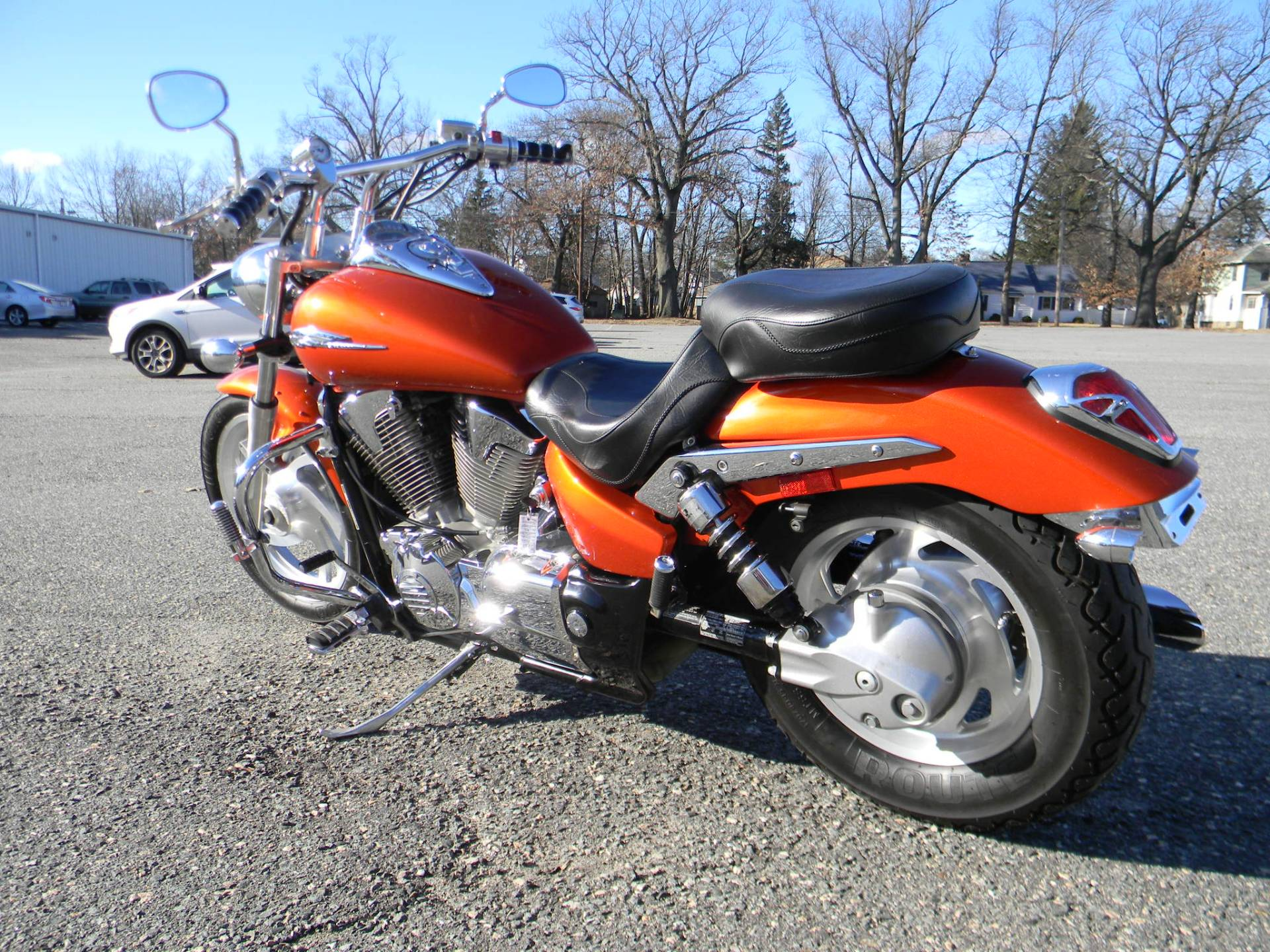 2006 Honda VTX™1300C in Springfield, Massachusetts - Photo 7