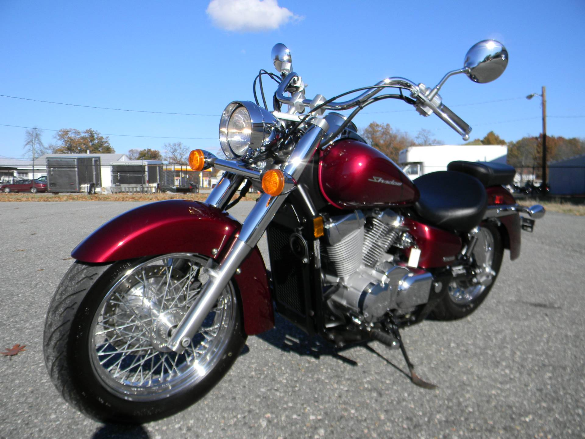 2009 Honda Shadow Aero® in Springfield, Massachusetts