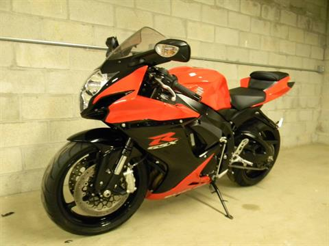 2012 Suzuki GSX-R600™ in Springfield, Massachusetts