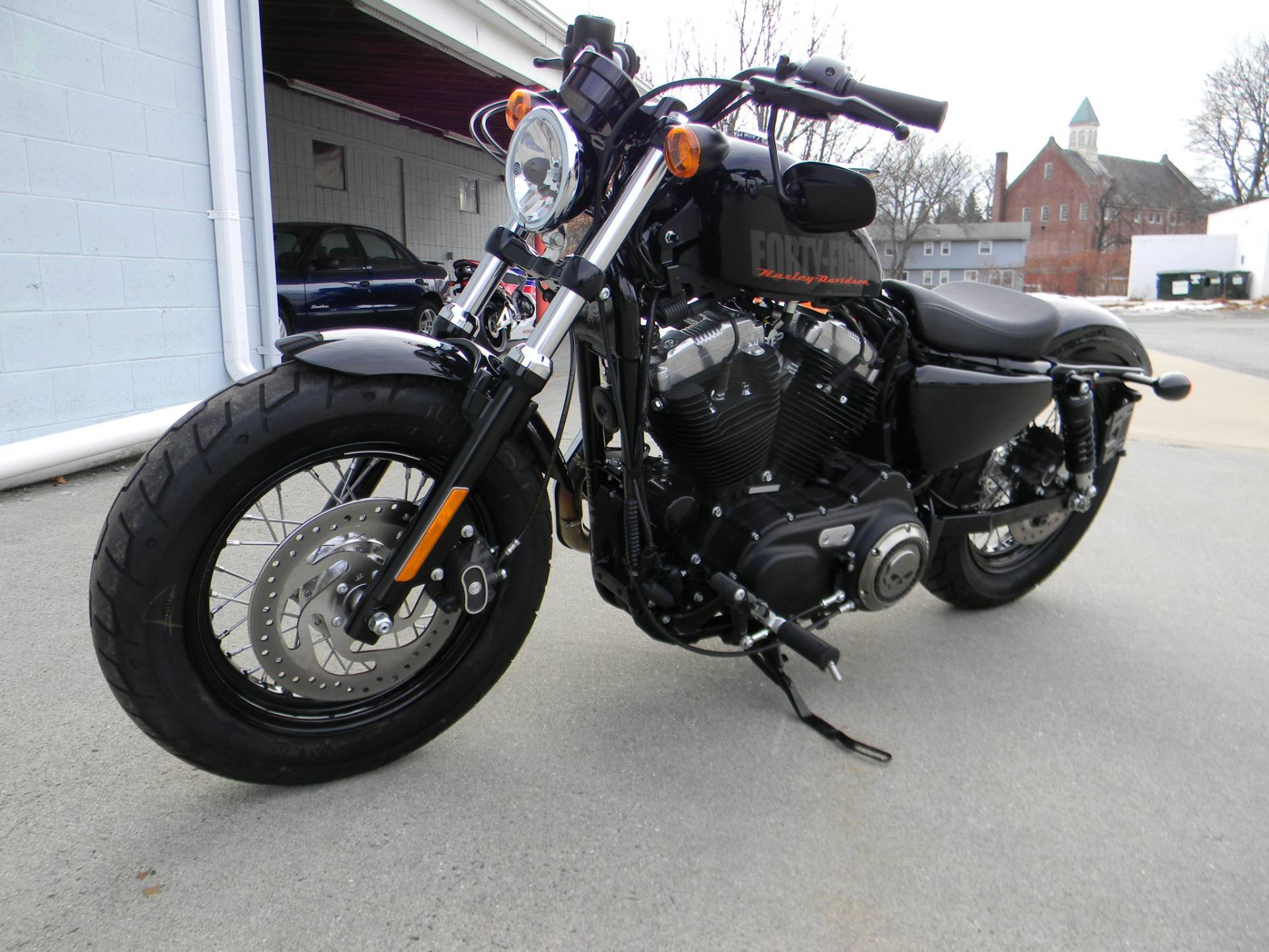 2014 Harley-Davidson Sportster® Forty-Eight® in Springfield, Massachusetts