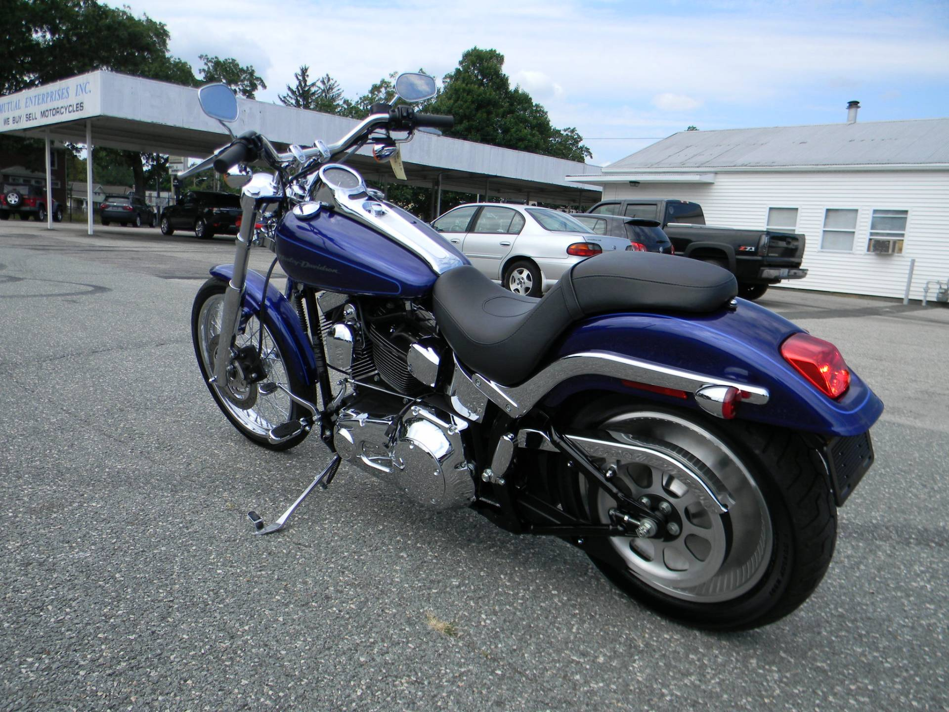 2006 Harley-Davidson Softail® Deuce™ in Springfield, Massachusetts - Photo 7
