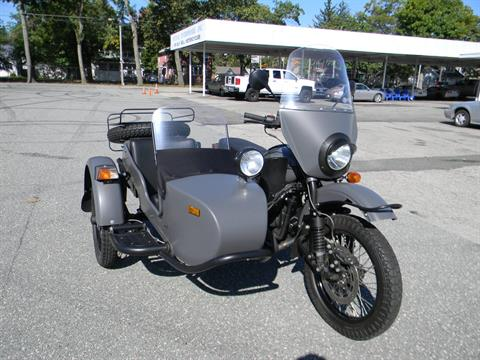2014 Ural Motorcycles Gear-Up in Springfield, Massachusetts - Photo 3