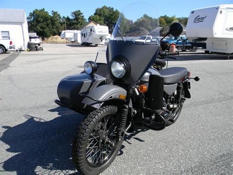 2014 Ural Motorcycles Gear-Up in Springfield, Massachusetts - Photo 5