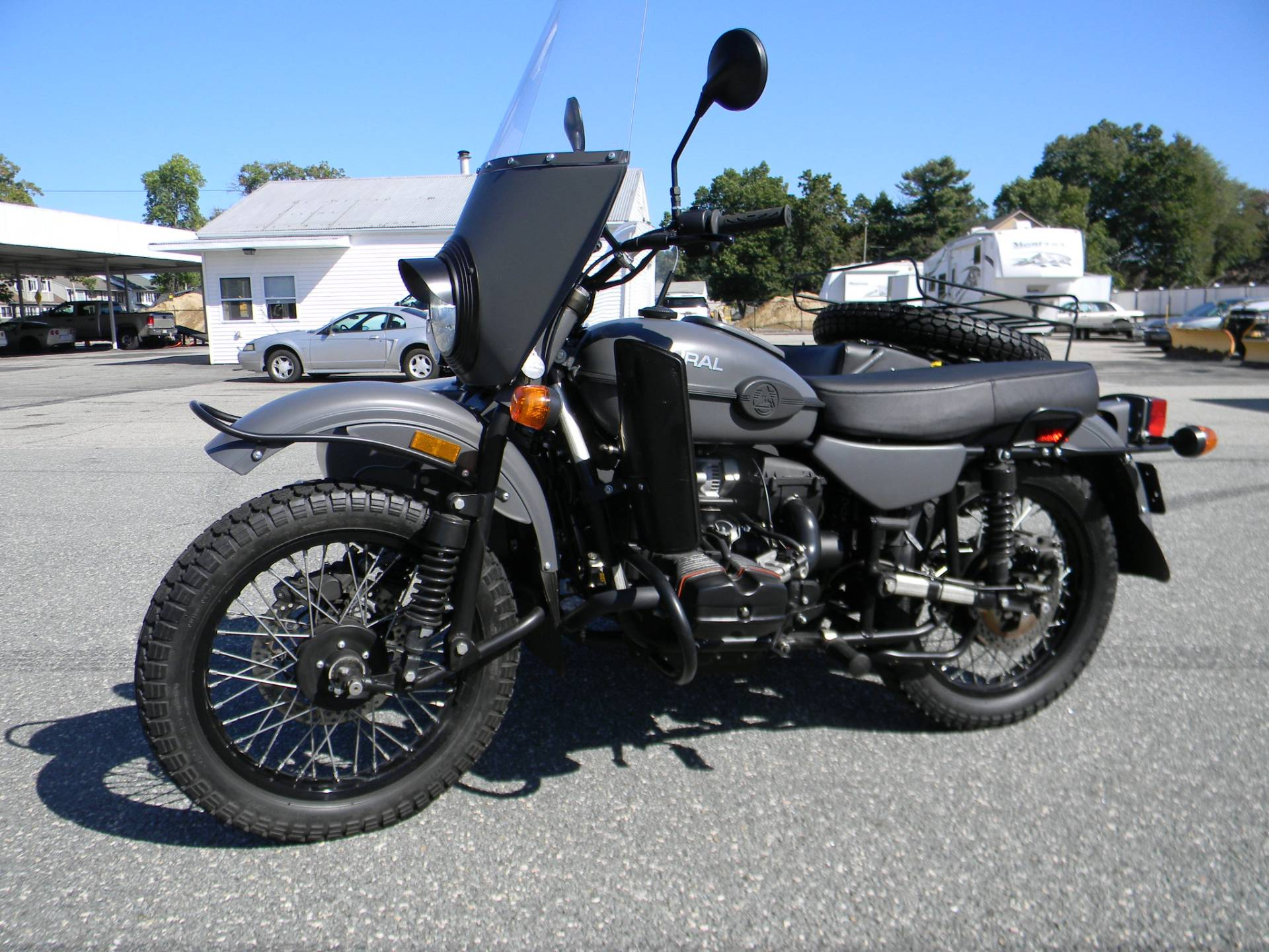 2014 Ural Motorcycles Gear-Up in Springfield, Massachusetts - Photo 6