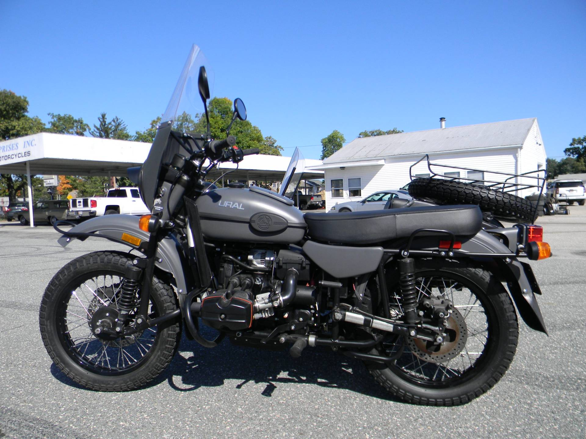 2014 Ural Motorcycles Gear-Up in Springfield, Massachusetts - Photo 7