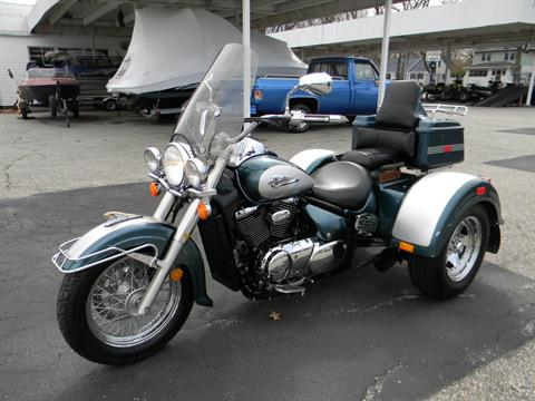 2003 Suzuki Intruder® Volusia in Springfield, Massachusetts