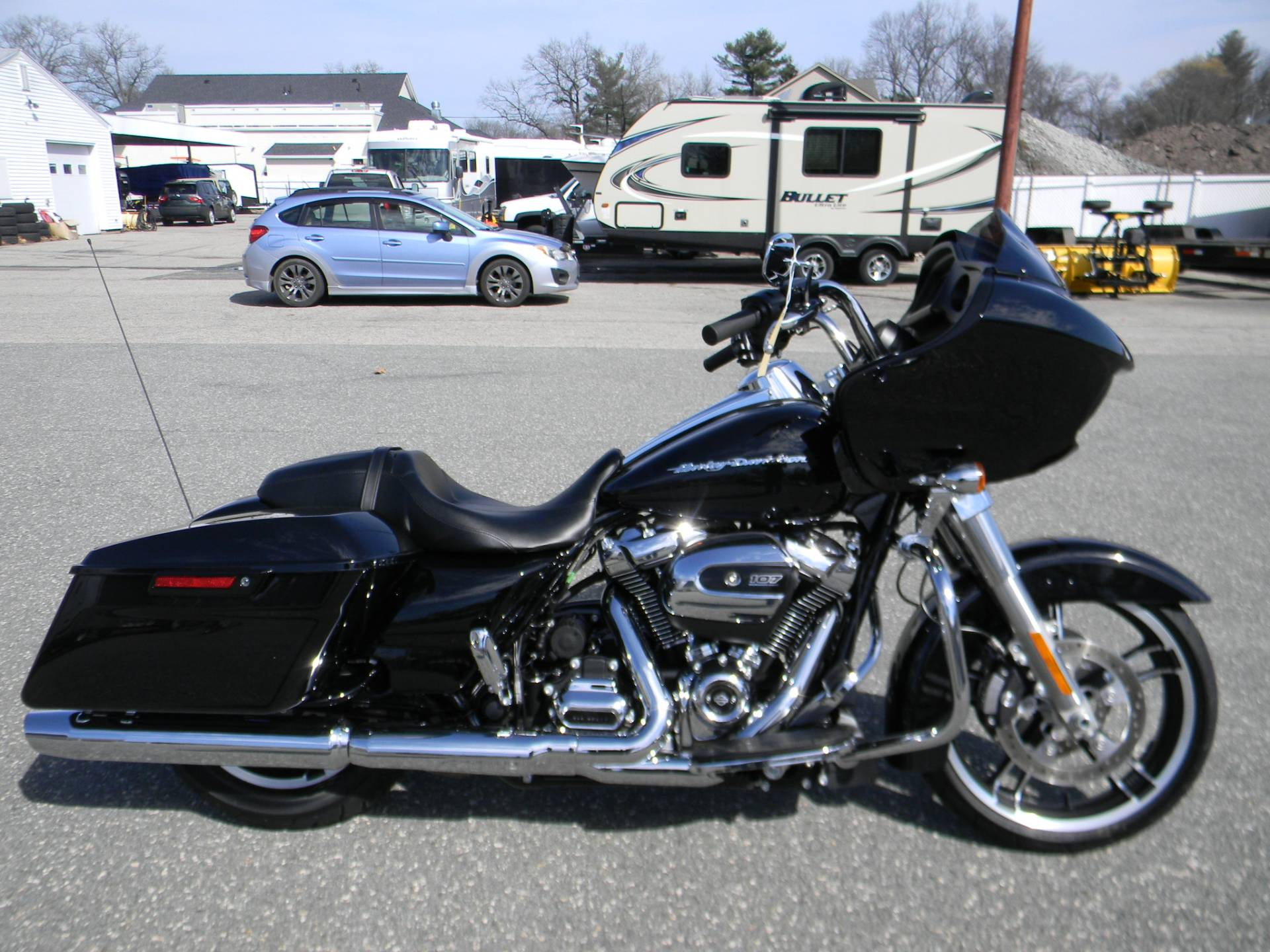 2018 Harley-Davidson Road Glide® in Springfield, Massachusetts - Photo 1