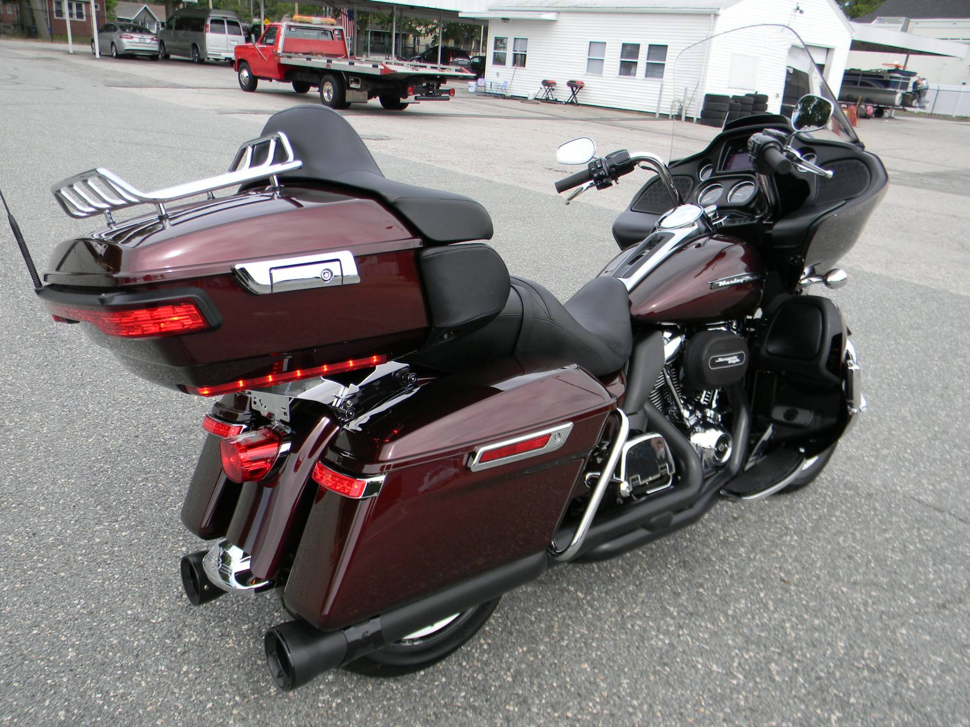 2019 Harley-Davidson Road Glide® Ultra in Springfield, Massachusetts - Photo 3