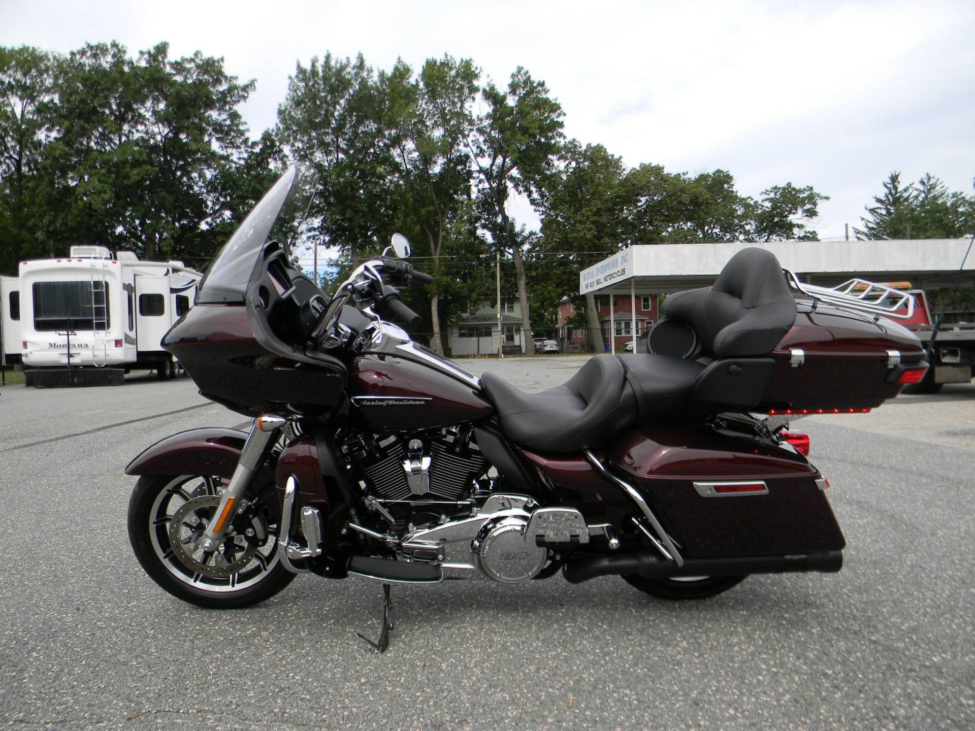 2019 Harley-Davidson Road Glide® Ultra in Springfield, Massachusetts - Photo 9