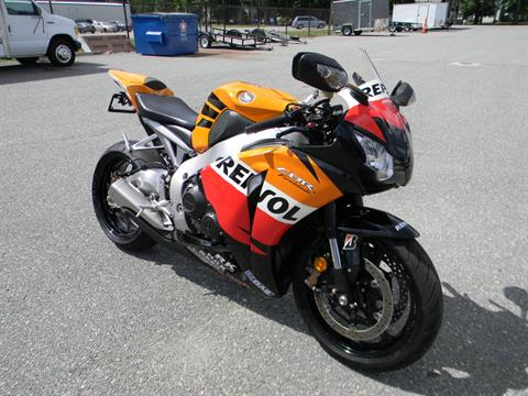 2011 Honda CBR®1000RR in Springfield, Massachusetts - Photo 2