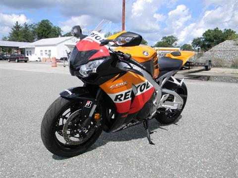 2011 Honda CBR®1000RR in Springfield, Massachusetts - Photo 4