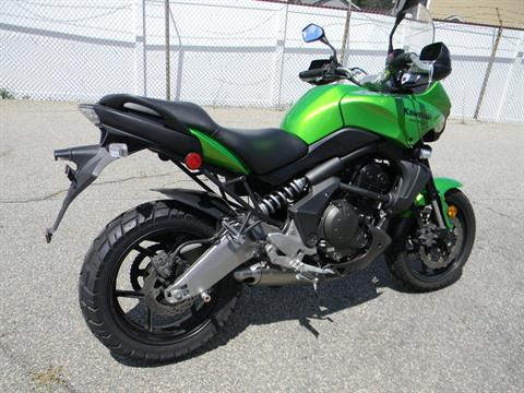 2009 Kawasaki Versys™ in Springfield, Massachusetts - Photo 3