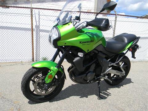 2009 Kawasaki Versys™ in Springfield, Massachusetts - Photo 4