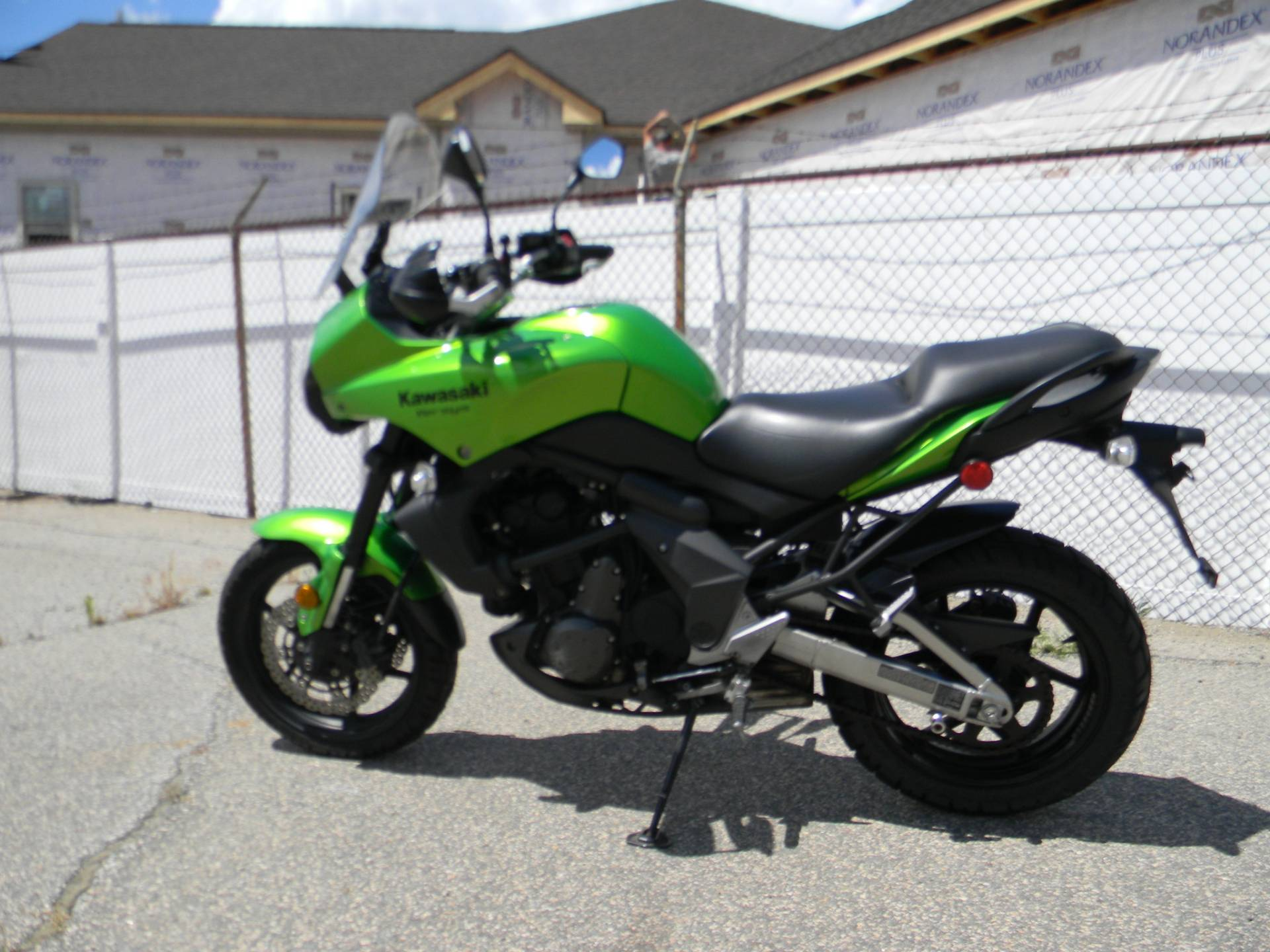 2009 Kawasaki Versys™ in Springfield, Massachusetts - Photo 5