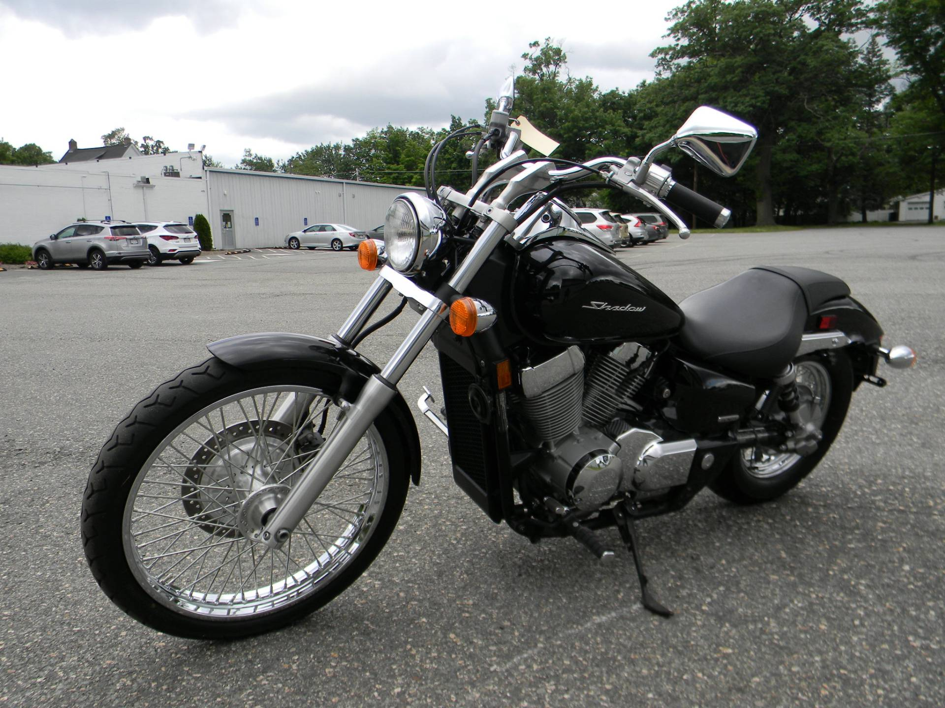 2006 Honda Shadow Spirit™ 750 in Springfield, Massachusetts - Photo 4