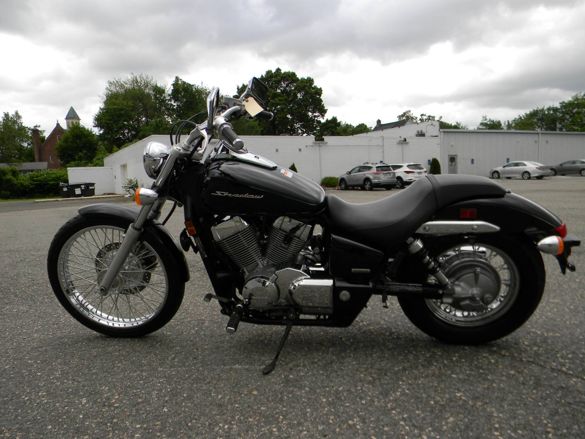 2006 Honda Shadow Spirit™ 750 in Springfield, Massachusetts - Photo 5