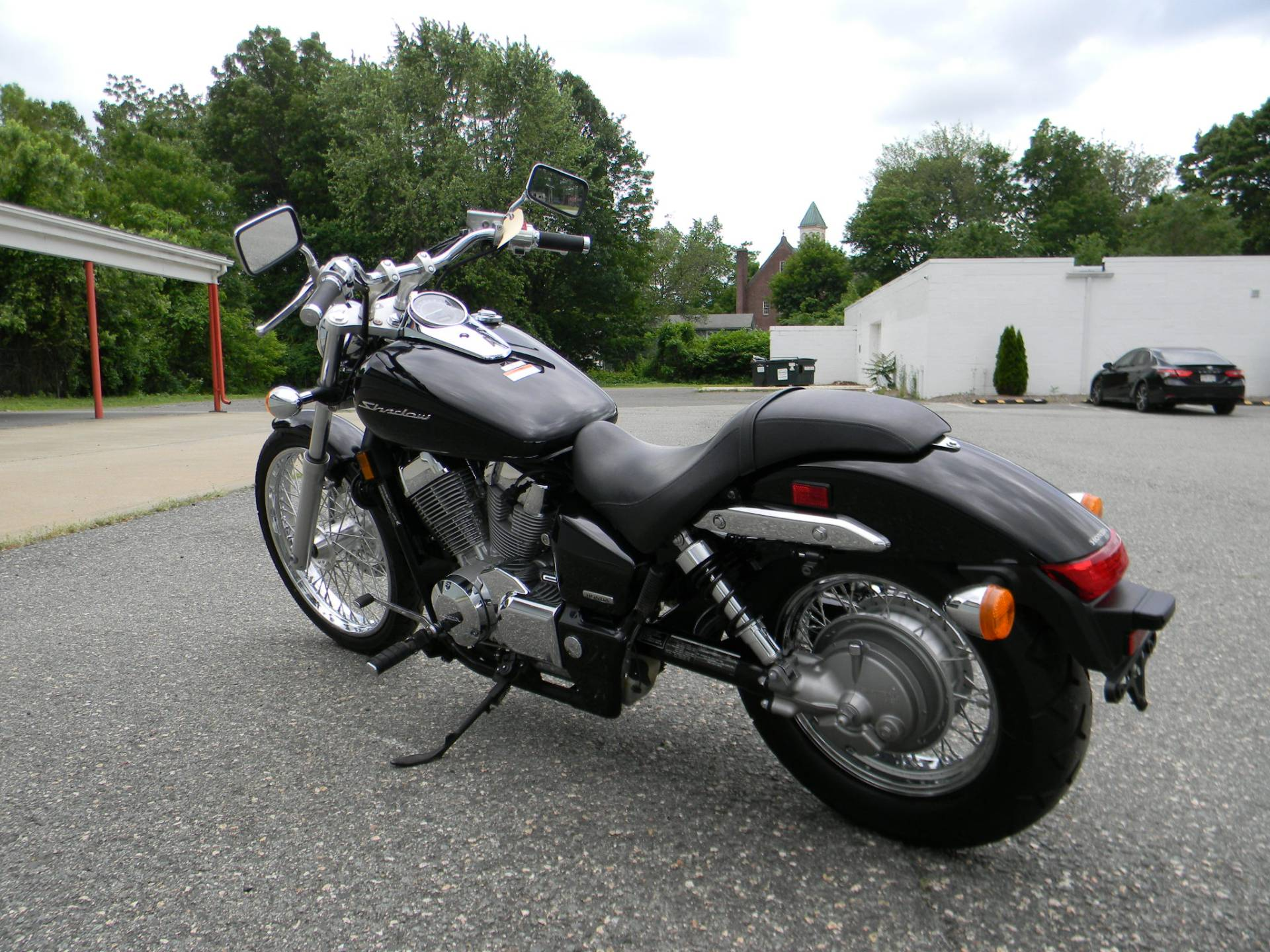 2006 Honda Shadow Spirit™ 750 in Springfield, Massachusetts - Photo 6