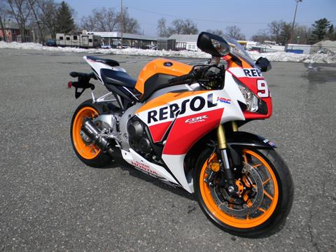 2015 Honda CBR®1000RR in Springfield, Massachusetts - Photo 2