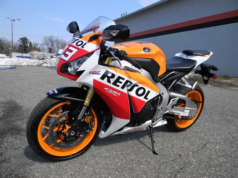 2015 Honda CBR®1000RR in Springfield, Massachusetts - Photo 5