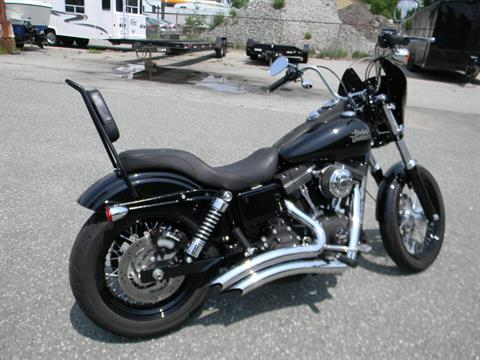 2014 Harley-Davidson Dyna® Street Bob® in Springfield, Massachusetts - Photo 3