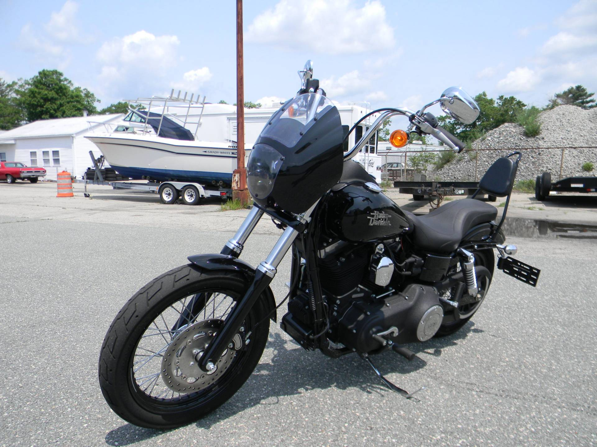 2014 Harley-Davidson Dyna® Street Bob® in Springfield, Massachusetts - Photo 5
