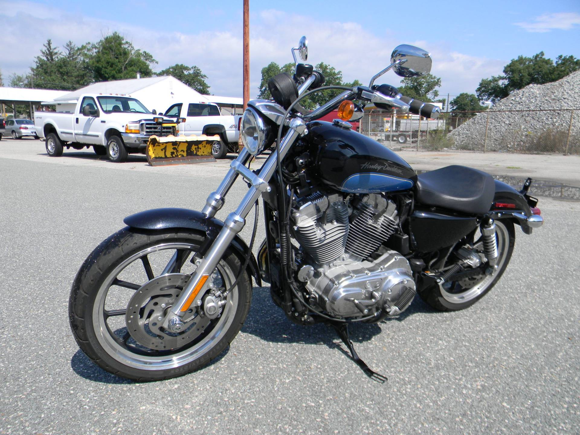 2012 Harley-Davidson Sportster® 883 SuperLow® in Springfield, Massachusetts