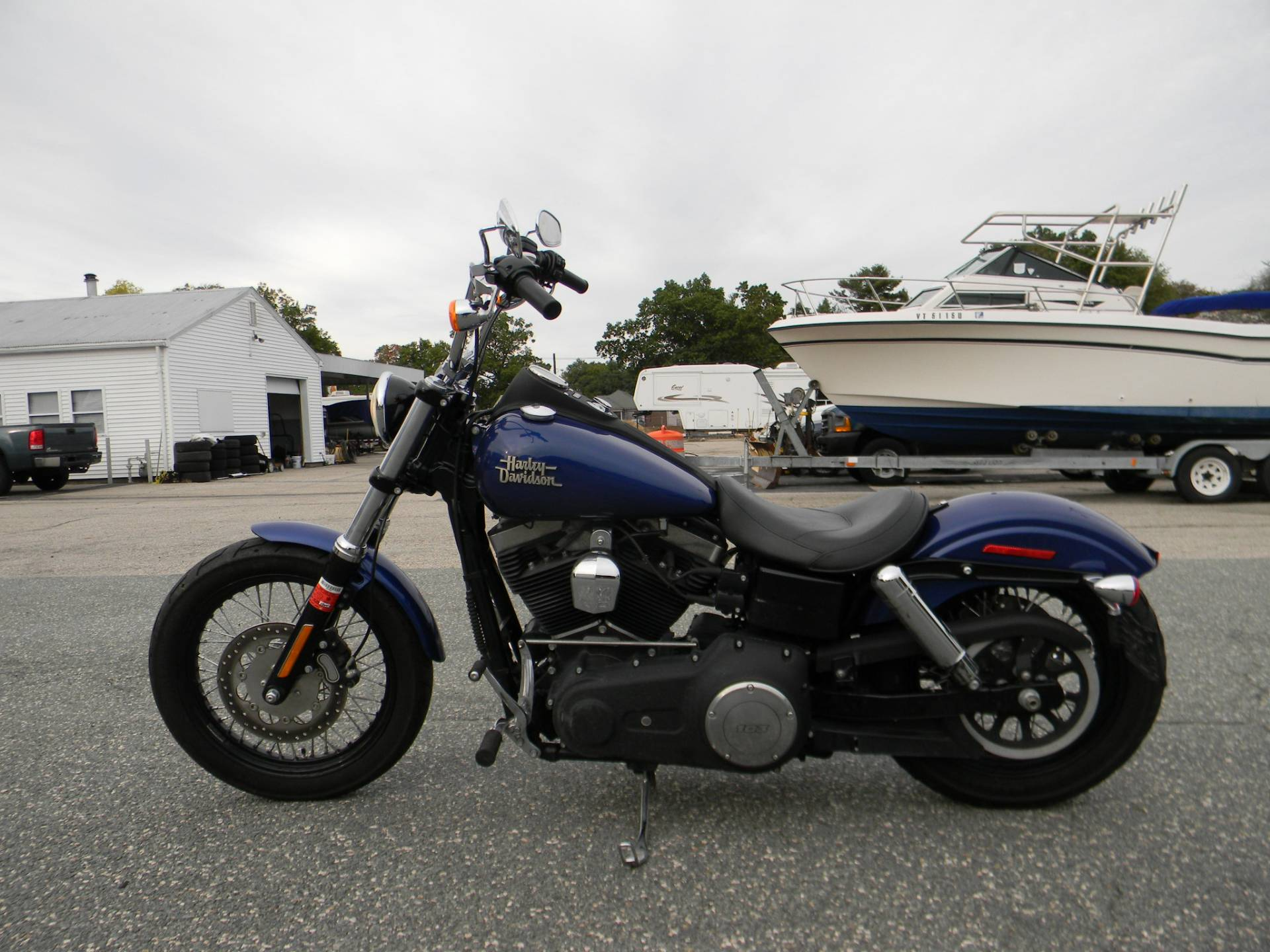 2015 Harley-Davidson Street Bob® in Springfield, Massachusetts - Photo 6
