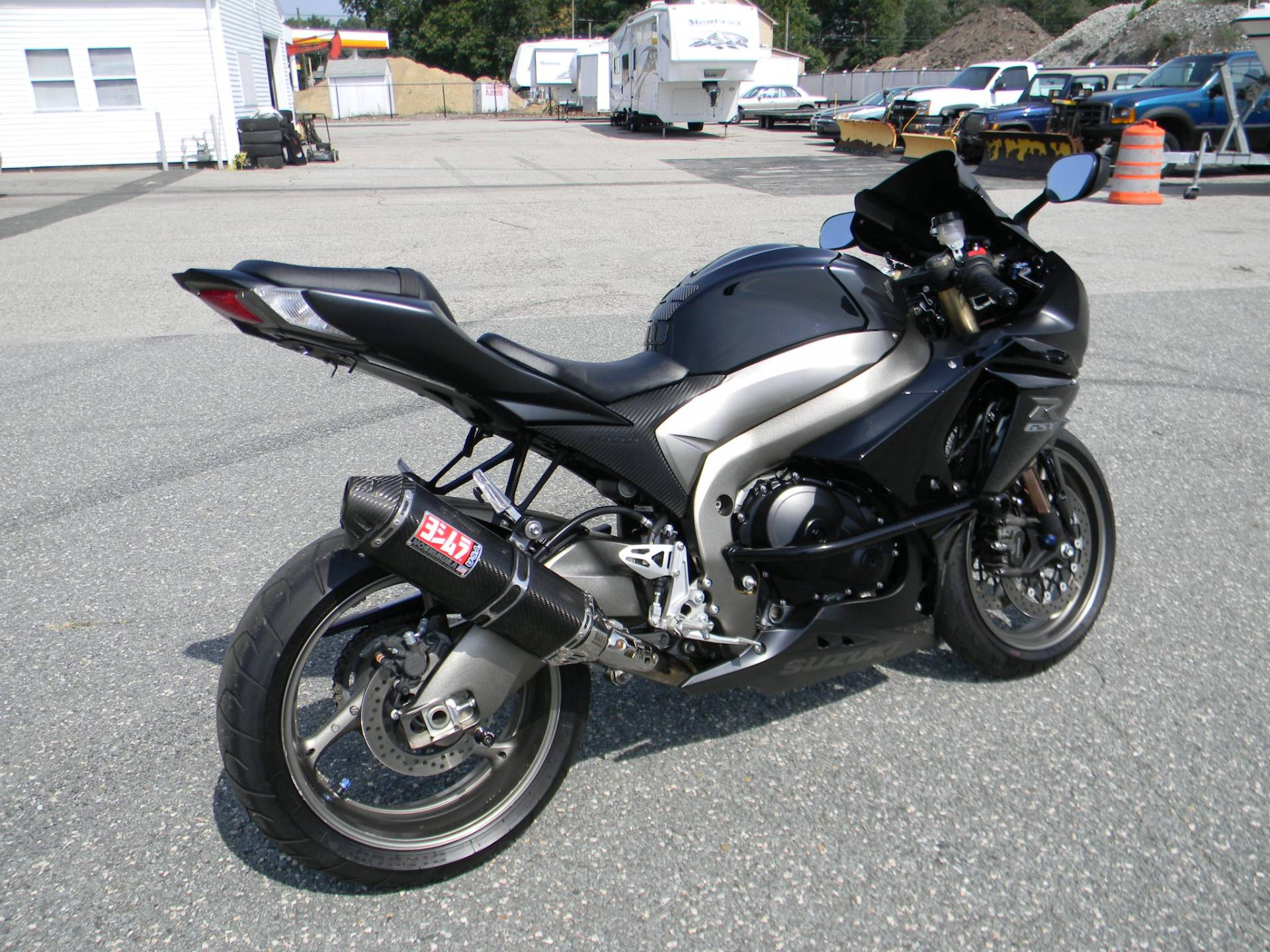 2011 Suzuki GSX-R1000™ in Springfield, Massachusetts - Photo 3