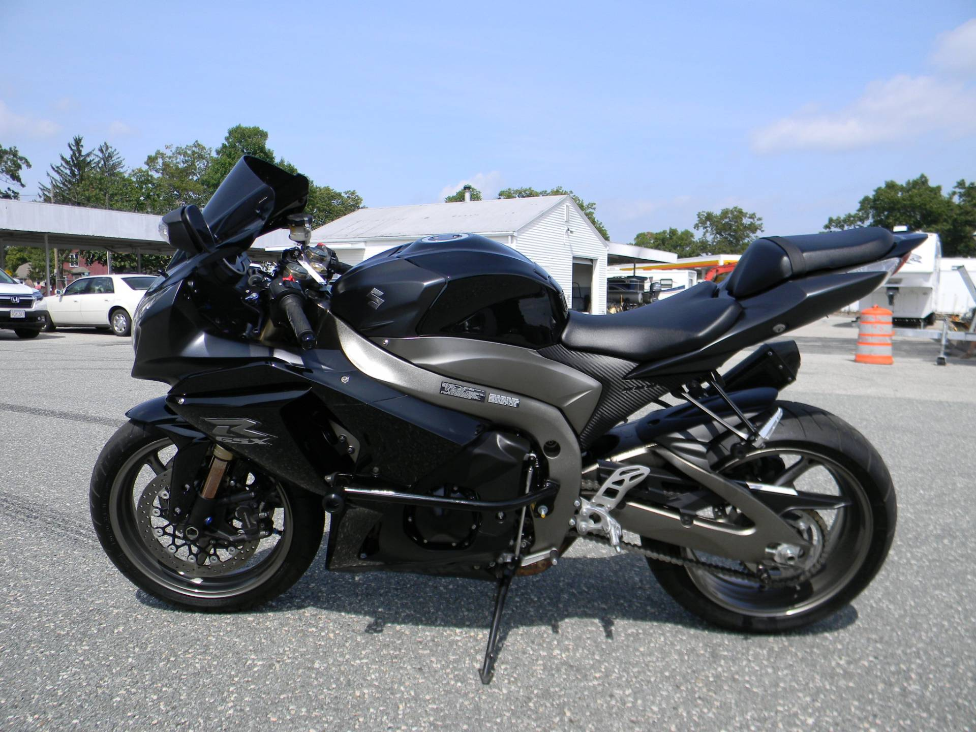 2011 Suzuki GSX-R1000™ in Springfield, Massachusetts - Photo 5