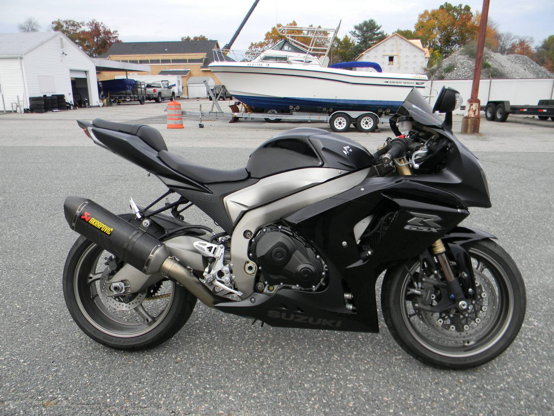 2011 Suzuki GSX-R1000™ in Springfield, Massachusetts - Photo 1