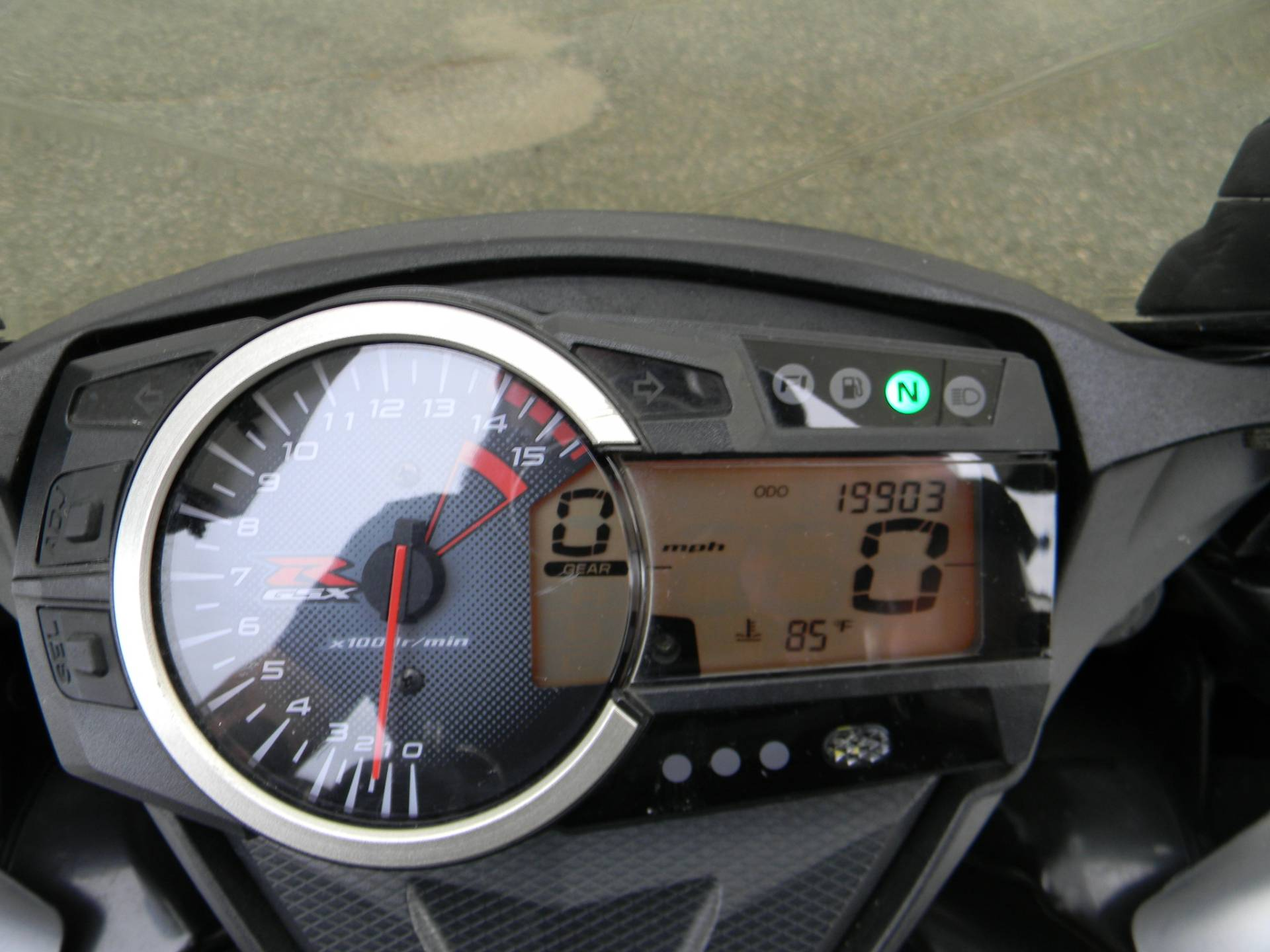 2011 Suzuki GSX-R1000™ in Springfield, Massachusetts - Photo 4