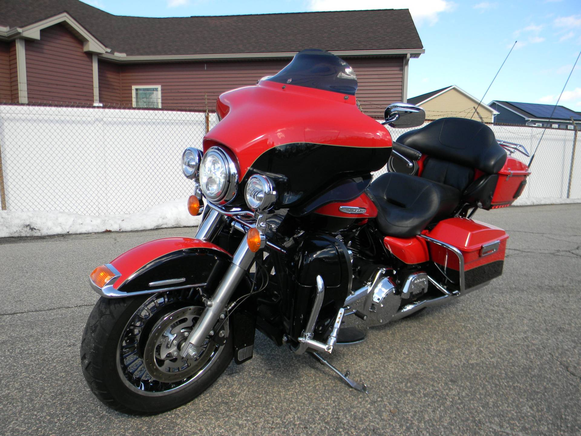 2010 Harley-Davidson Electra Glide® Ultra Limited in Springfield, Massachusetts - Photo 6