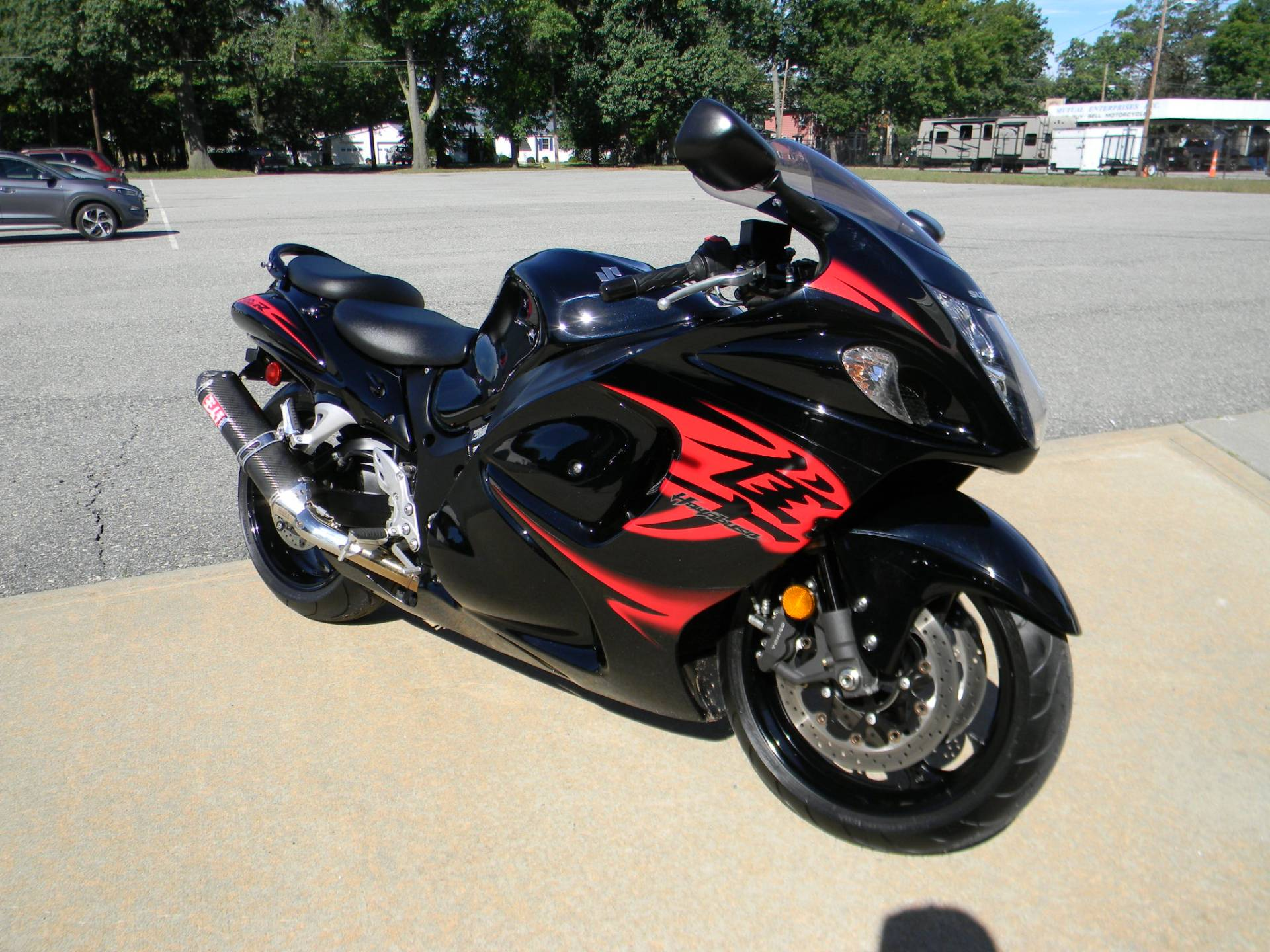 2011 Suzuki Hayabusa in Springfield, Massachusetts