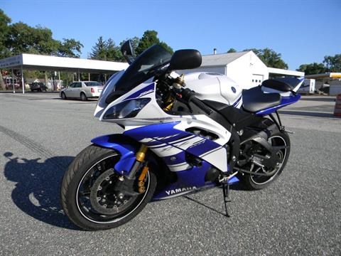 2014 Yamaha YZF-R6 in Springfield, Massachusetts - Photo 4