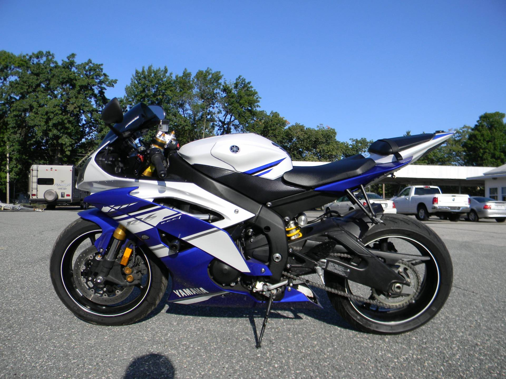 2014 Yamaha YZF-R6 in Springfield, Massachusetts - Photo 5