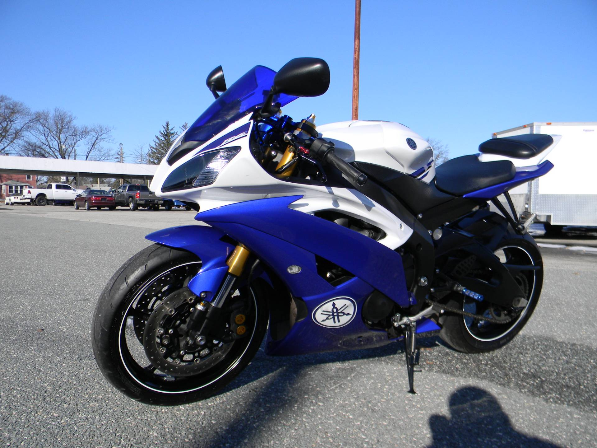 2014 Yamaha YZF-R6 in Springfield, Massachusetts