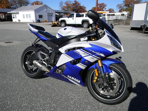 2014 Yamaha YZF-R6 in Springfield, Massachusetts