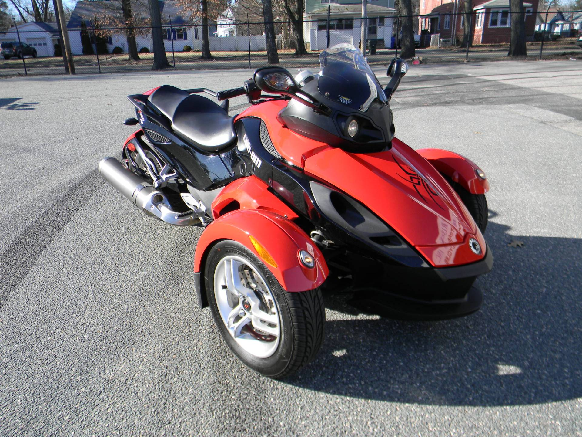 2010 Can-Am� Spyder RS SE5 2