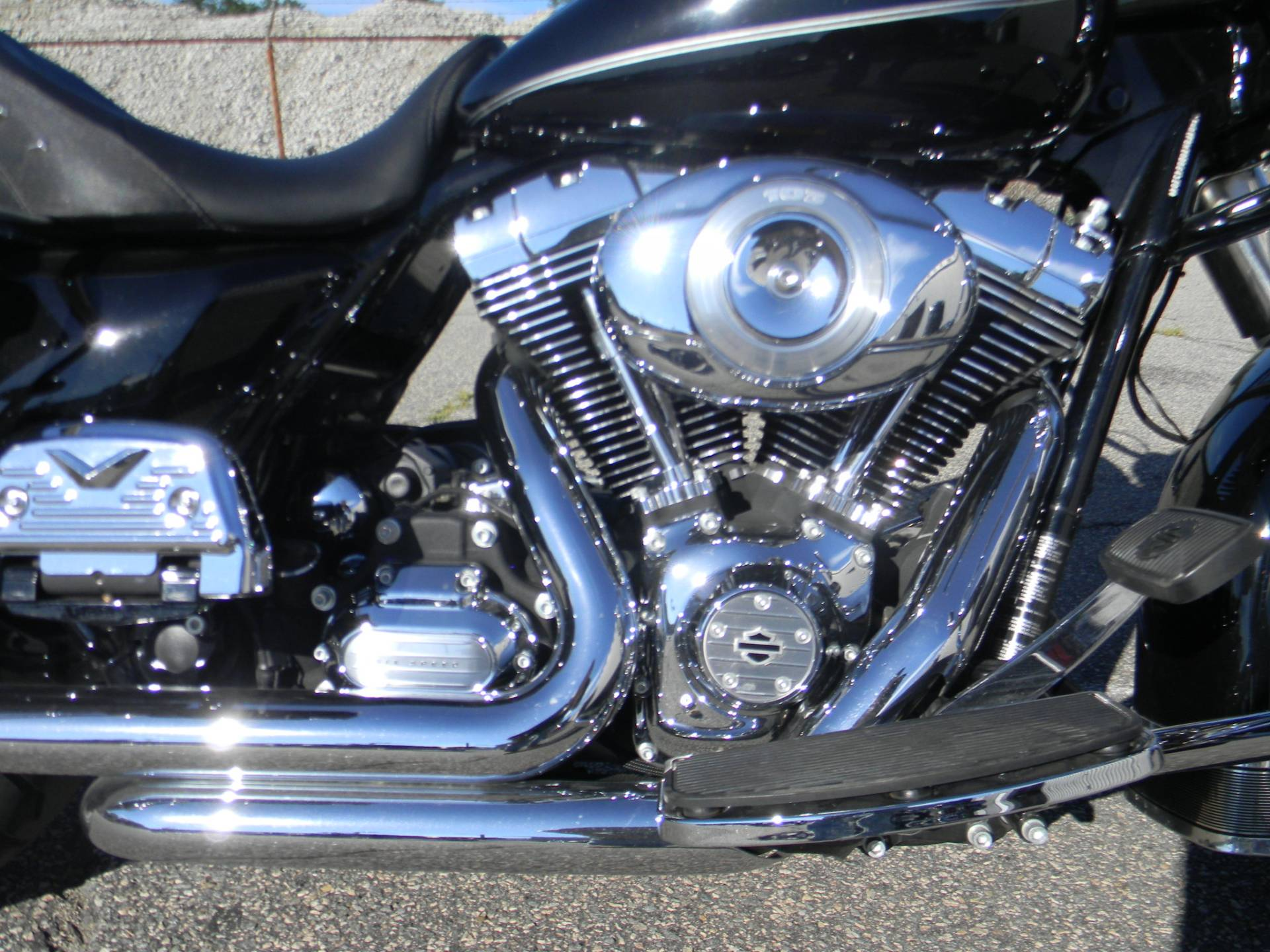 2013 Harley-Davidson Road King® in Springfield, Massachusetts