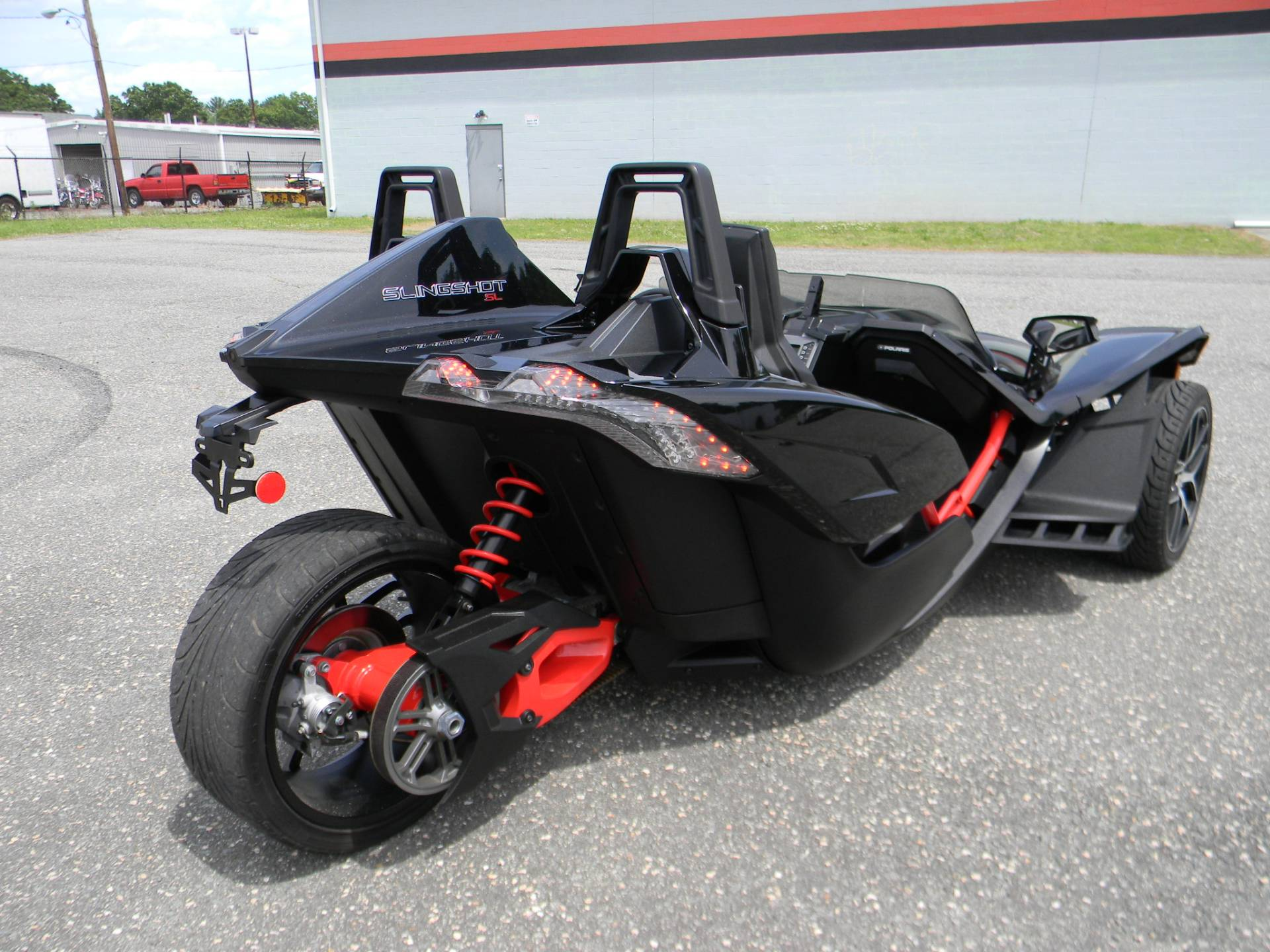 2016 Slingshot Slingshot SL LE in Springfield, Massachusetts - Photo 3