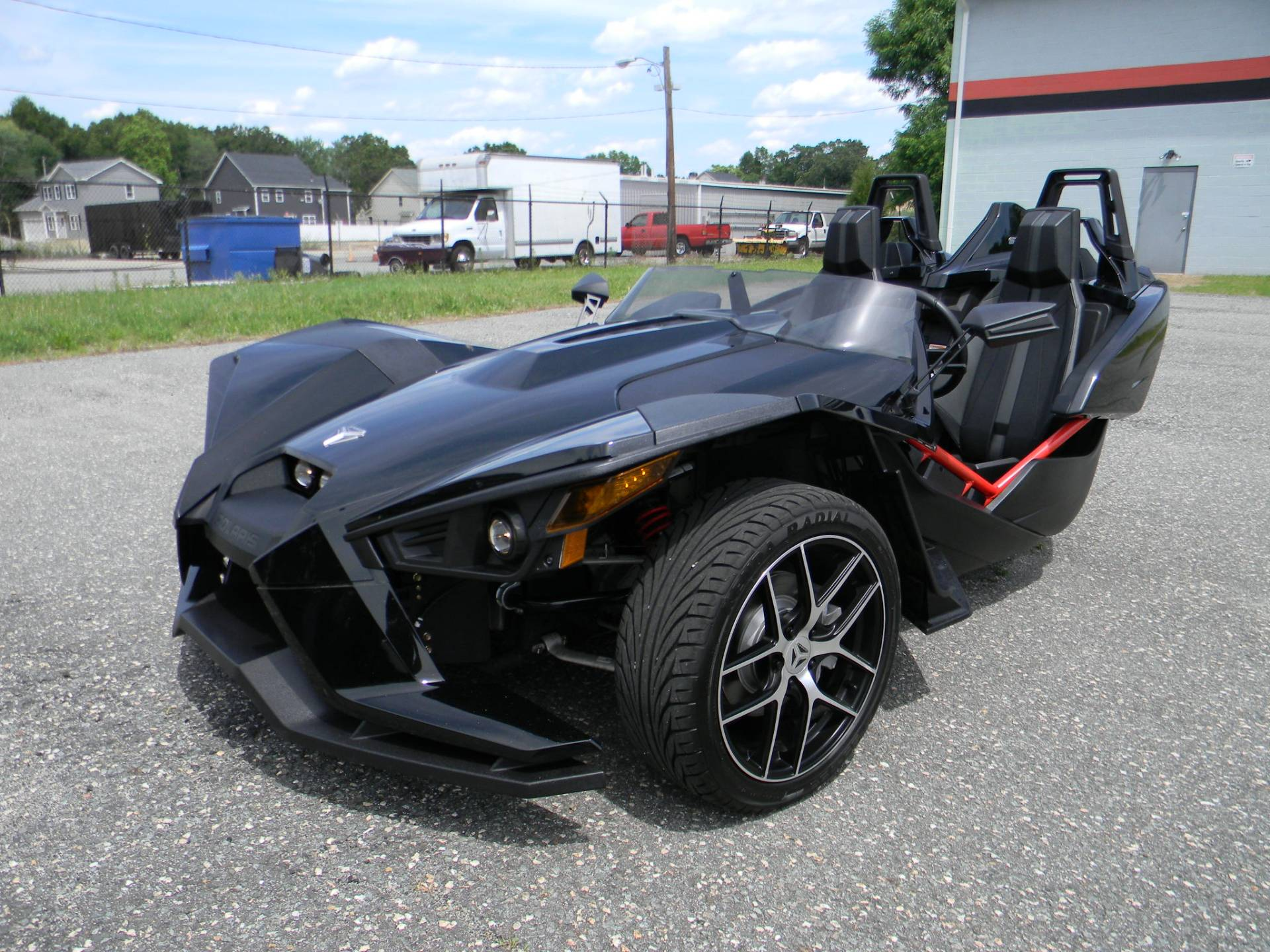 2016 Slingshot Slingshot SL LE in Springfield, Massachusetts - Photo 9