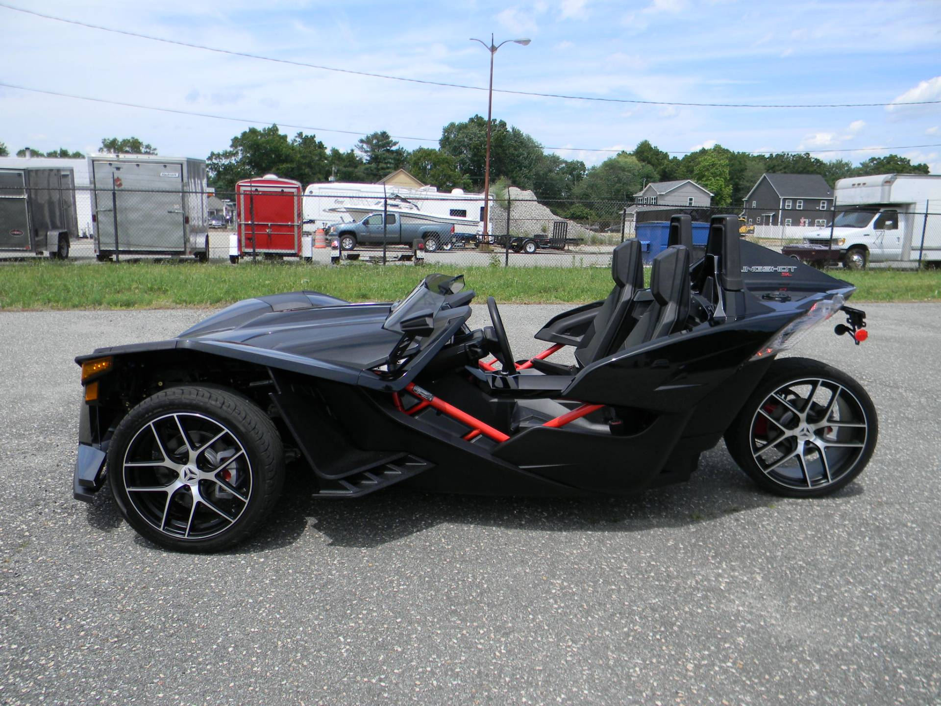 2016 Slingshot Slingshot SL LE in Springfield, Massachusetts - Photo 10