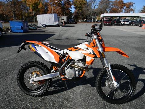 2016 KTM 350 EXC-F in Springfield, Massachusetts