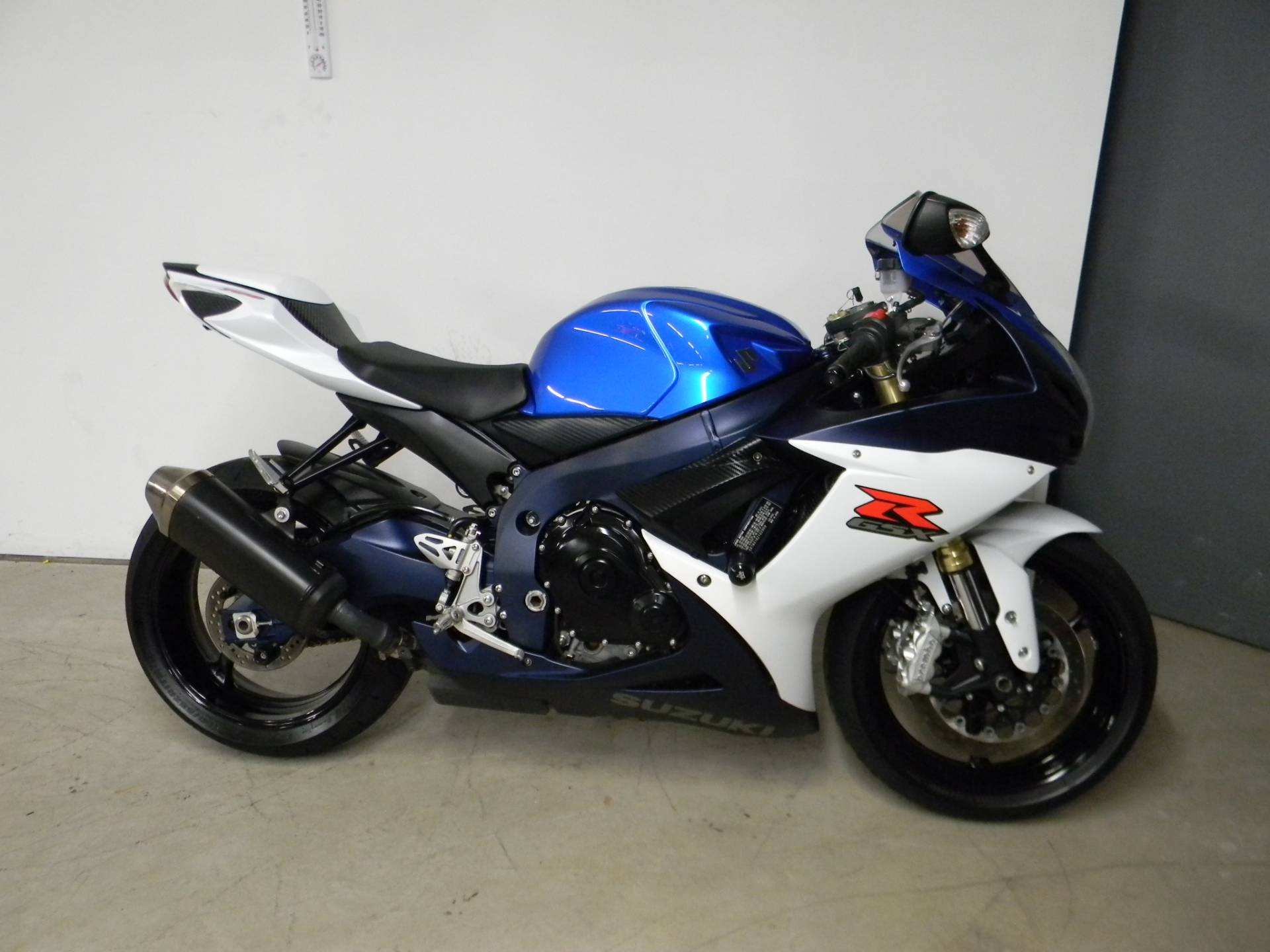 2011 Suzuki GSX-R750™ in Springfield, Massachusetts - Photo 1