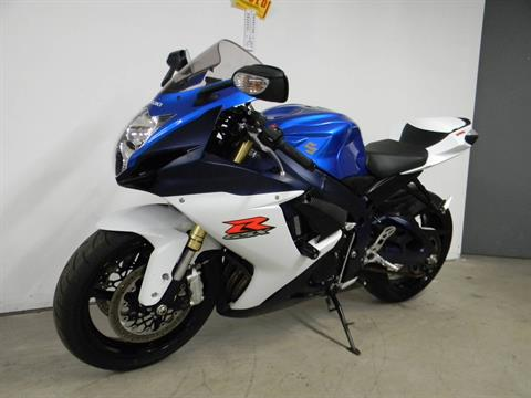 2011 Suzuki GSX-R750™ in Springfield, Massachusetts - Photo 4